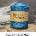 45 azul mar