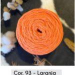 cor 93 laranja